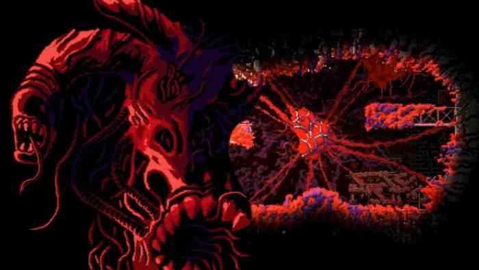 Reverse Horror Game Carrion Gets Brutal New Trailer Cogconnected