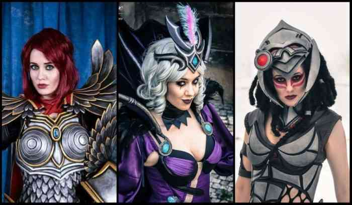 Amazing Cosplayers Are Featured in This 20-Minute TikTok Compilation Video