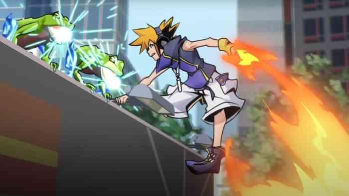 TWEWY Anime Adaptation
