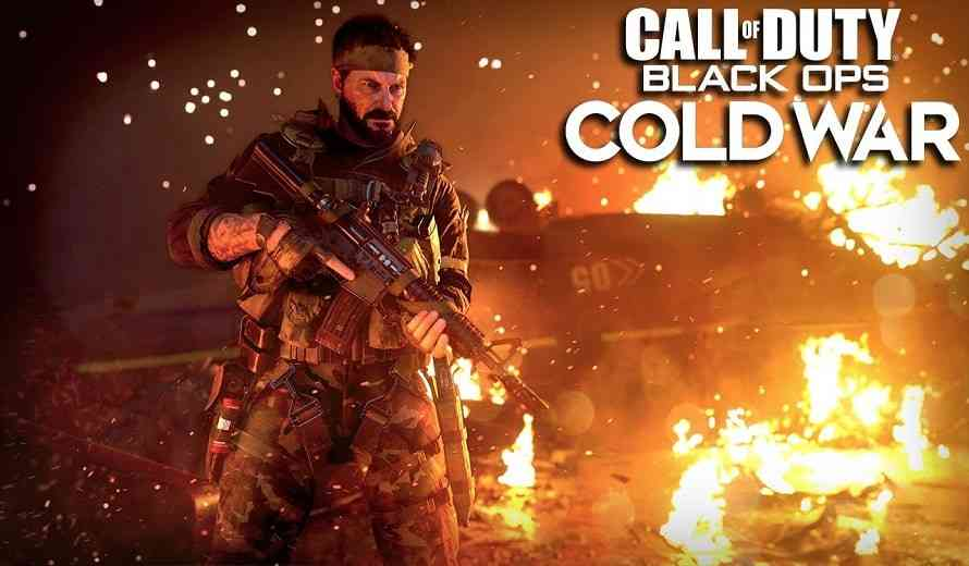 Call of Duty: Black Ops Cold War Mutliplayer
