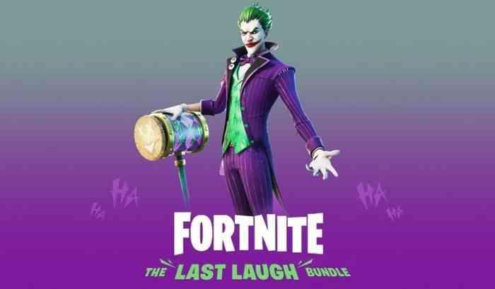 Fortnite: The Last Laugh