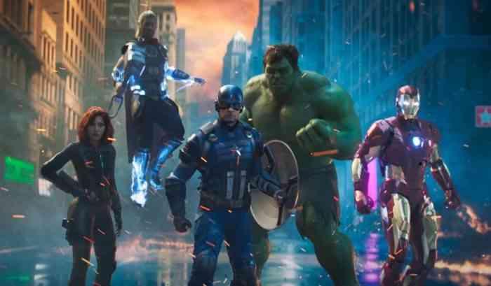 Marvel's Avengers War For Wakanda