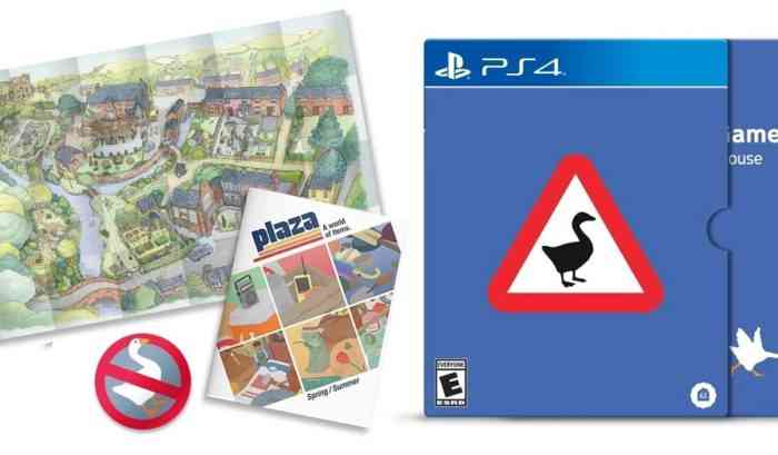Untitled Goose Game Lovely Edition