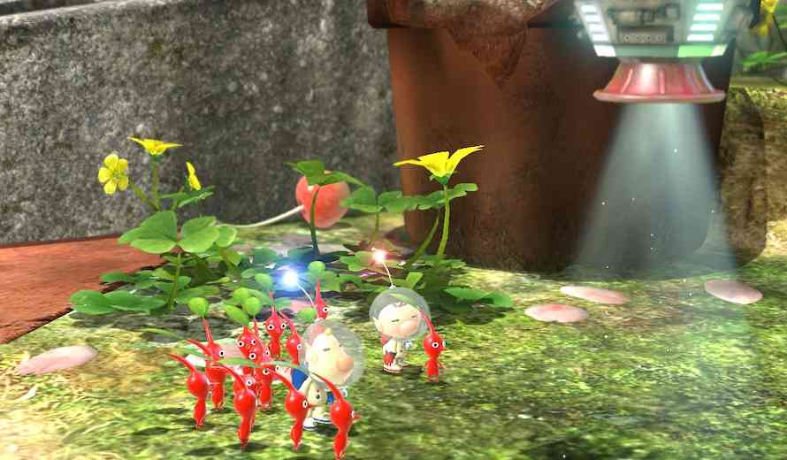 Pikmin 3 Deluxe Coming To The Nintendo Switch Cogconnected