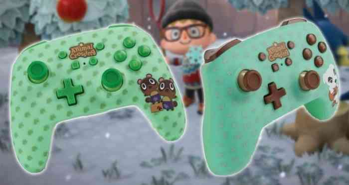 power a animal crossing controller
