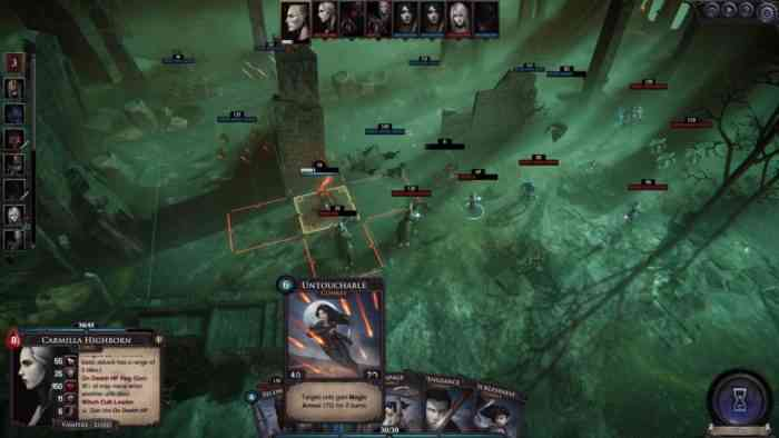 Immortal Realms Vampire Wars battle