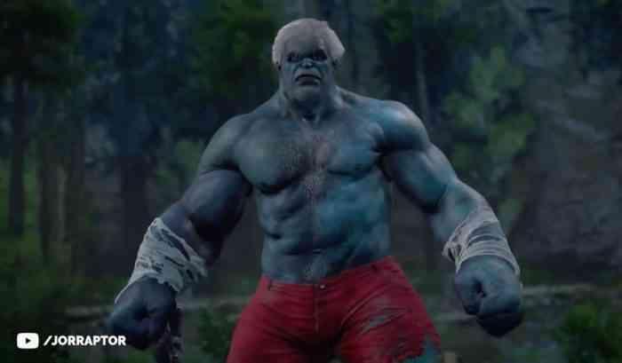Santa Hulk Marvel's Avengers