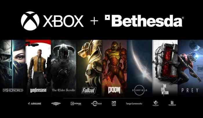 Bethesda Games