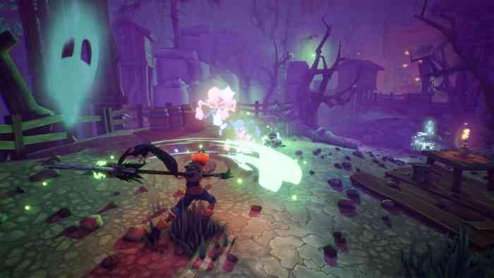 Pumpkin Jack is a Solo Developer's Nightmare Come to Life