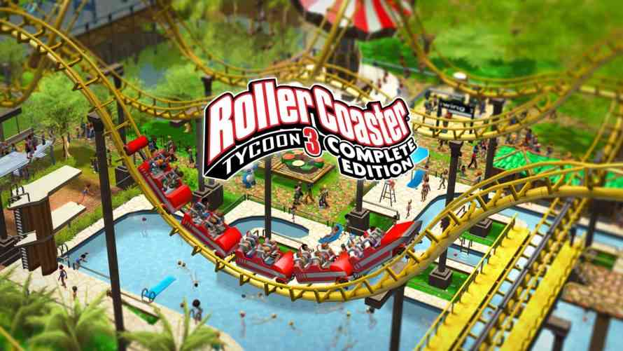Roller Coaster Tycoon 3: Complete Edition Releasing Tomorrow | COGconnected