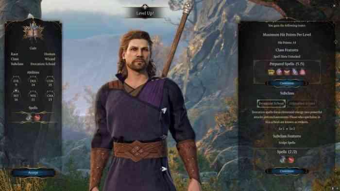 Baldur's Gate 3 Gale