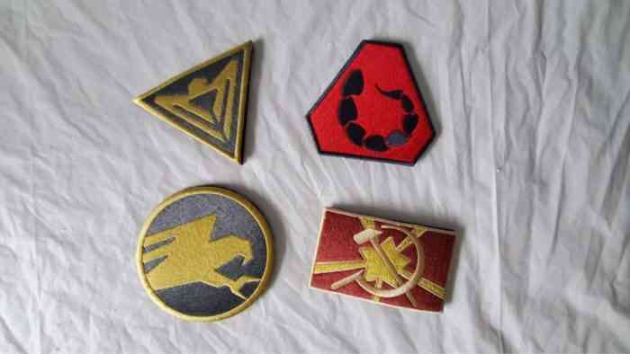 Command and Conquer patches
