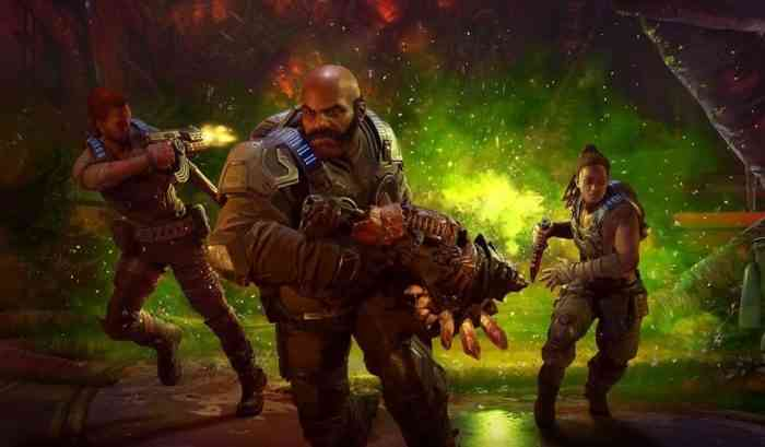 Gears 5 DLC Hivebusters