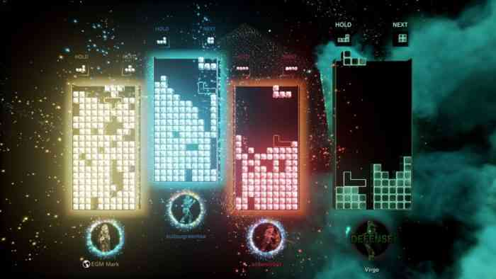 Tetris Effect: Connected on Xbox Series X is Exactly What I Expected