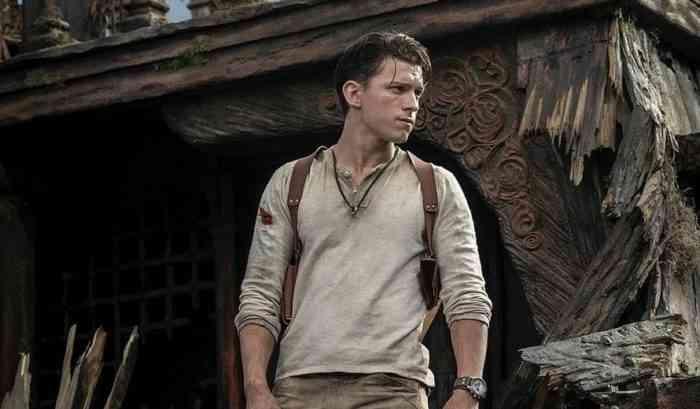 Uncharted Movie Nathan Drake