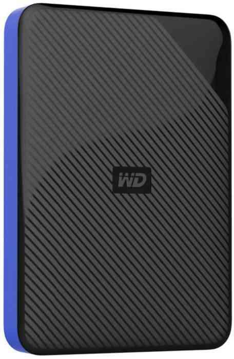 WD 2TB PS4 Portable External Hard Drive