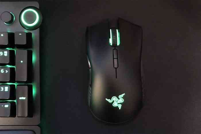 razer mamba wireless mouse