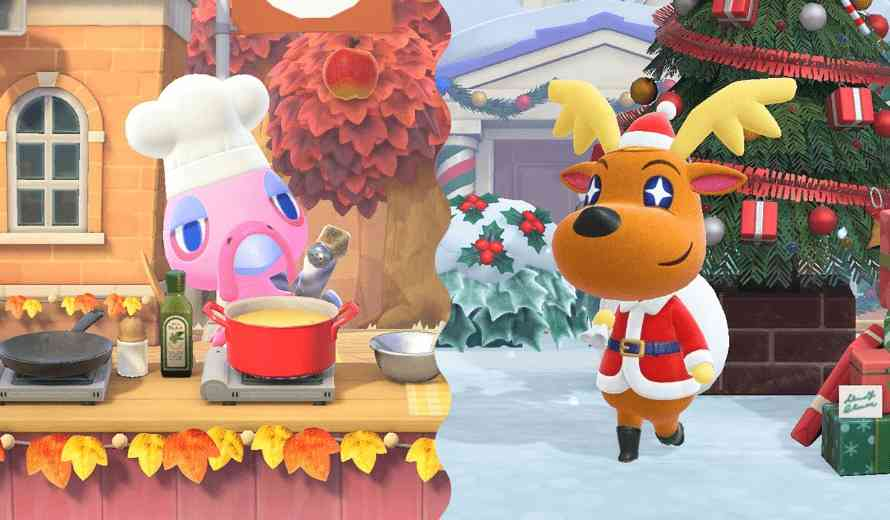 Enjoy Winter on Your Own Tropical Island in Latest Animal ...