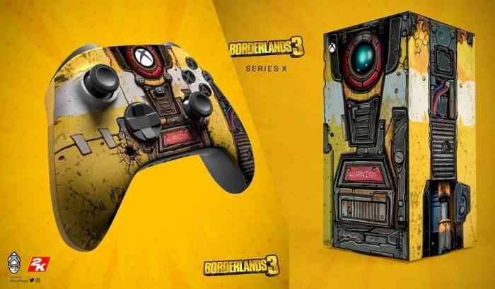 Borderlands 3 Xbox Series X