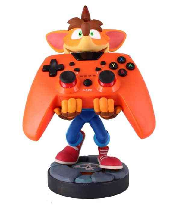 crash bandicoot cable guys controller holder