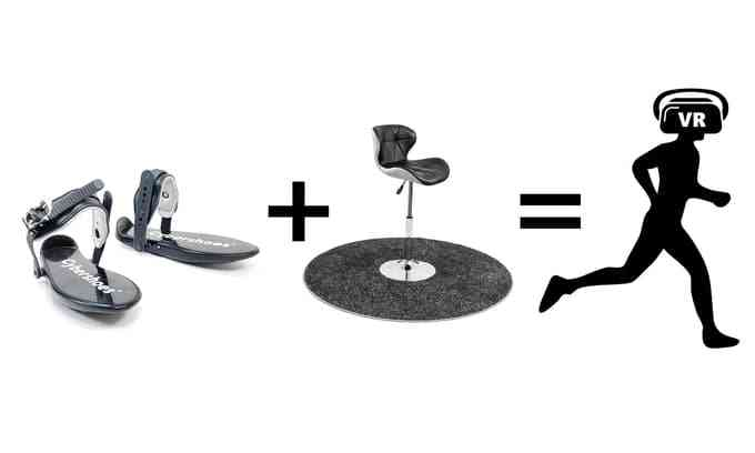 Cybershoes promo pic demonstrating how they work.