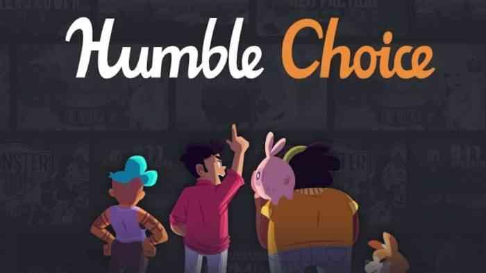 humble choice - humble bundle subscription