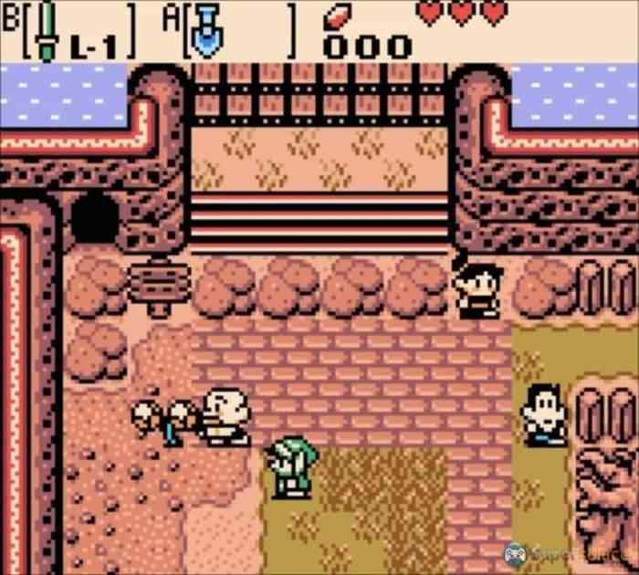 Zelda Oracle of Ages Seasons