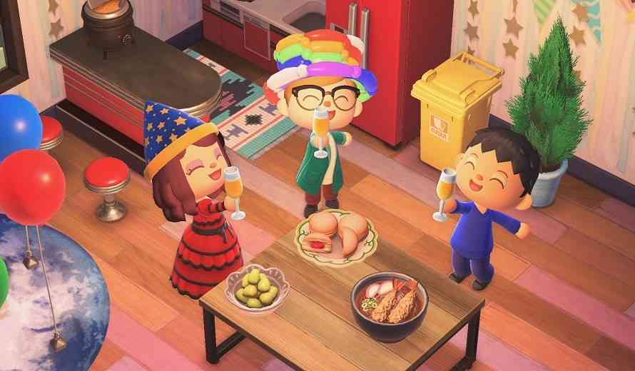 Ring in 2021 in Animal Crossing: New Horizons With ...