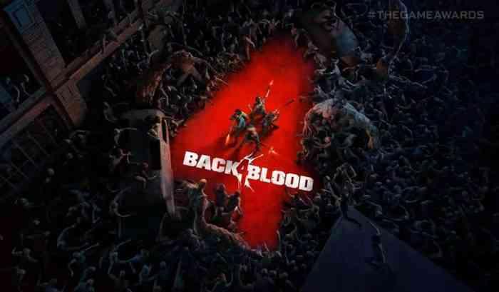 Back 4 Blood Promo Art