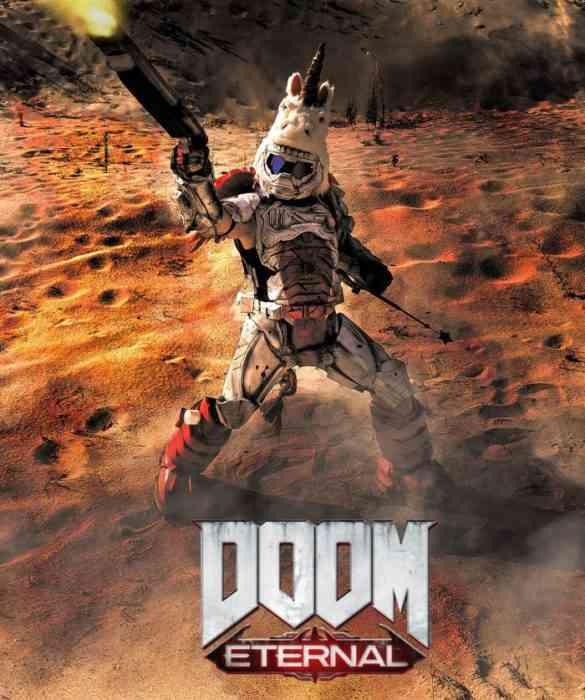 Cosplay - Stoosh Cosplay - Doomicorn - Doom Eternal - 01-min