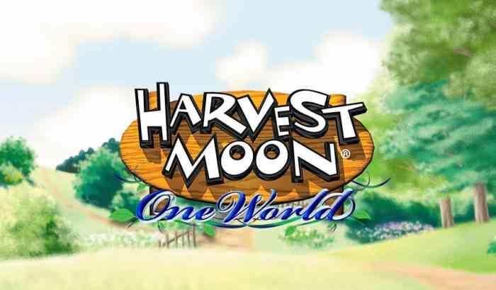 Harvest Moon: One World Season Pass