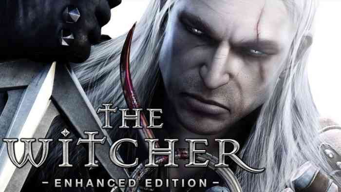 The Witcher ad