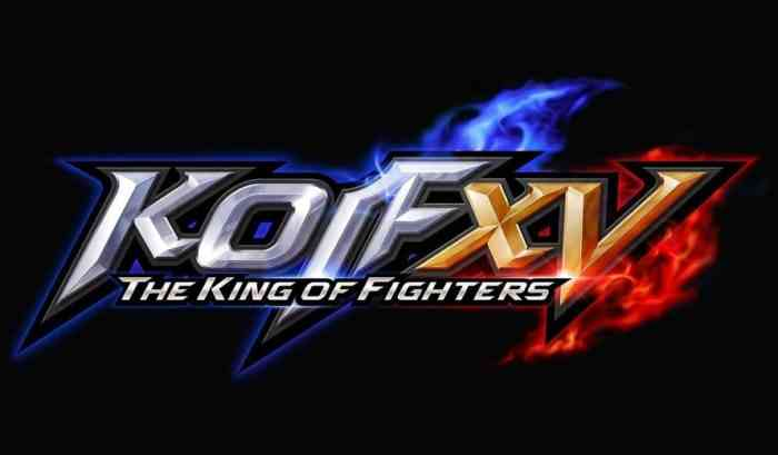 The King of Fighters 15 logo