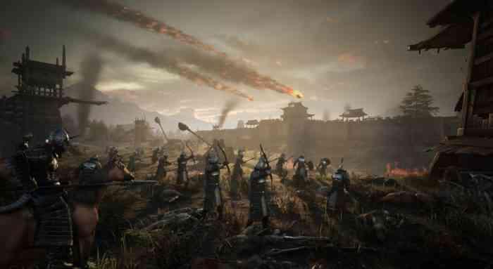 Myth of Empires trailer screenshot