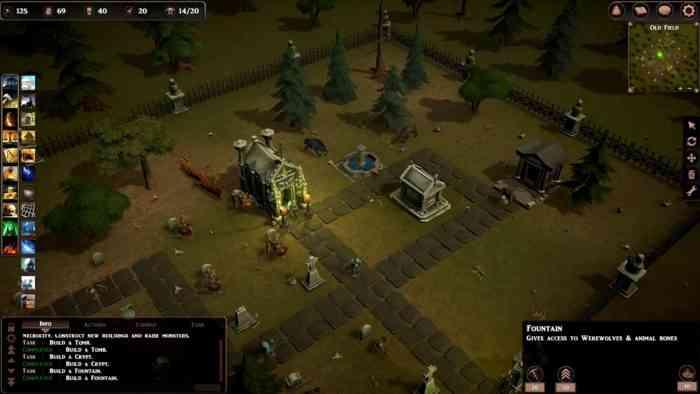 NecroCity screenshot