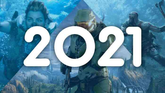 2021 video game release dates