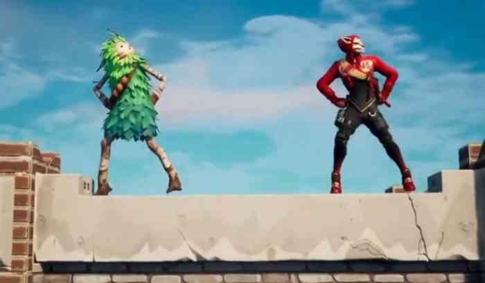 Fortnite Emote Gangnam Style