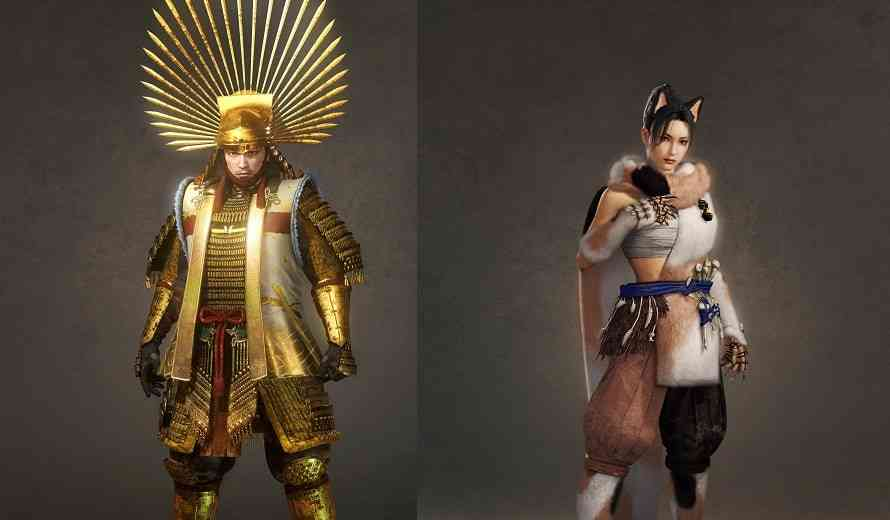 Free Armor Sets Available to Any Owner of Nioh 2 Next Month | COGconnected