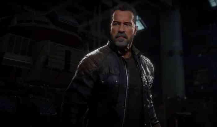 Terminator Fortnite Crossover