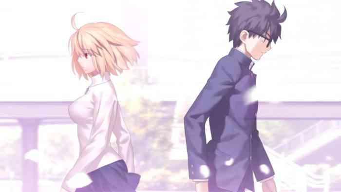 Tsukihime Remake Trailer screenshot
