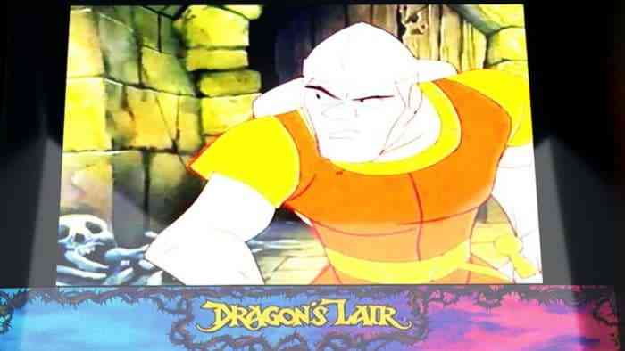 Dragon's Lair Arcade1Up