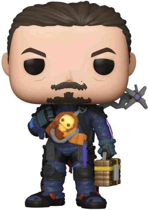 funko pop sam porter bridges