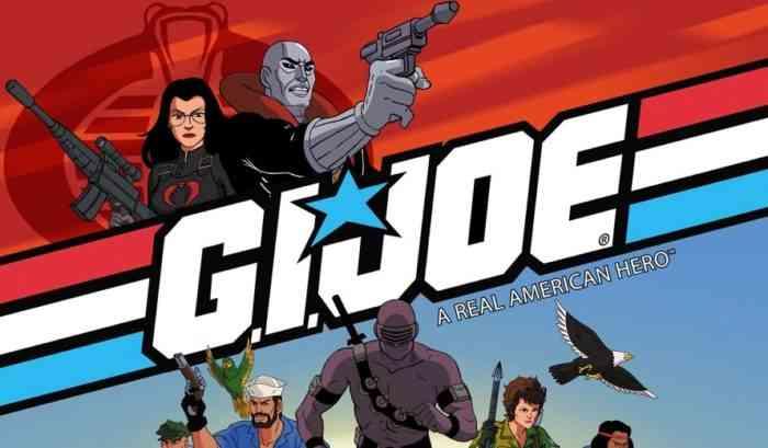 GI Joe promo art