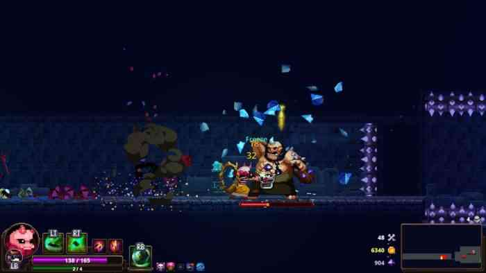 Skul the Hero Slayer screenshot