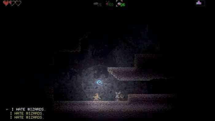 Batbarian screenshot
