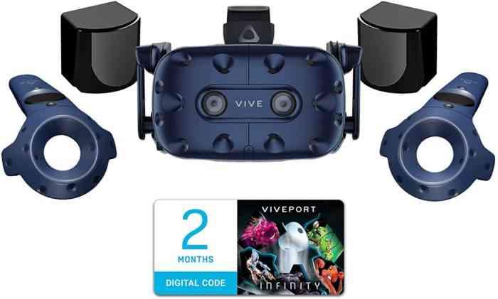 HTC Vive bundle