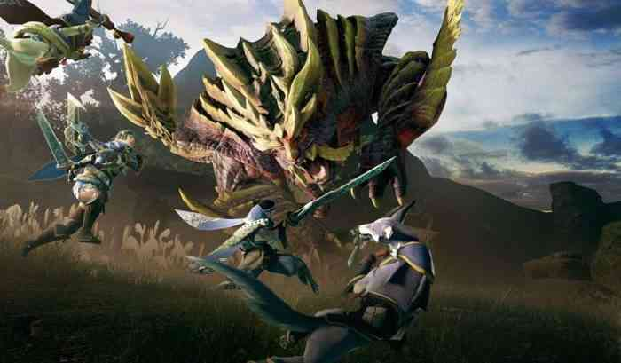 Monster Hunter Rise PC Port