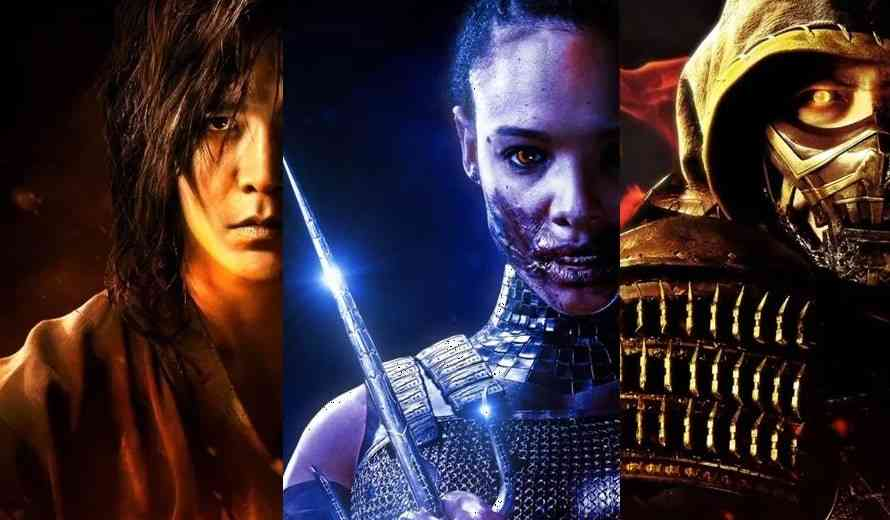 Mortal Kombat Trailer and Posters Are Knockouts | COGconnected