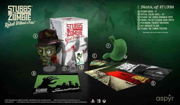Stubbs the Zombie Collector's Edition