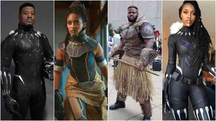 black history month cosplay